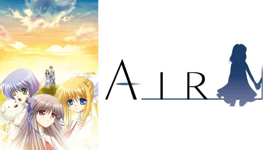 Visual Novel AIR está a caminho do Nintendo Switch