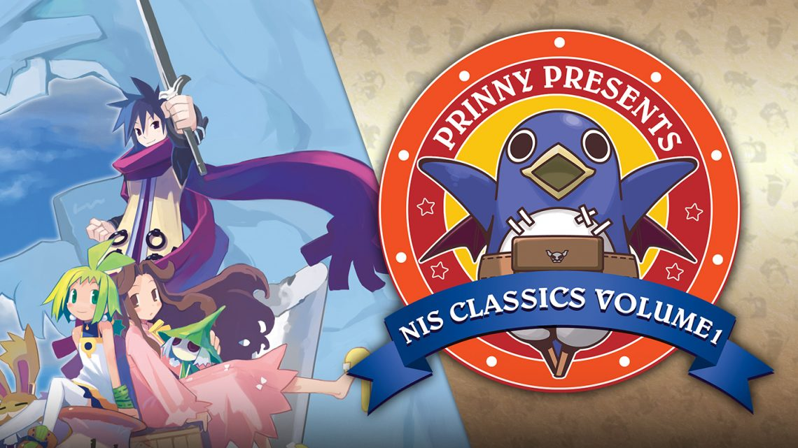 Prinny Presents NIS Classics Vol. 1   Novo trailer focado em Phantom Brave: The Hermuda Triangle Remastered