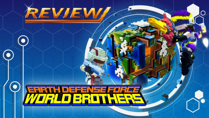 Review | Earth Defense Force: World Brothers