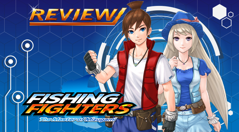 Review   Fishing Fighters: The Master of Mazugami