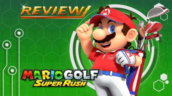 Review | Mario Golf: Super Rush