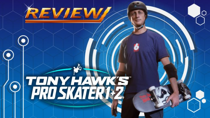 Review | Tony Hawk's Pro Skater 1 + 2