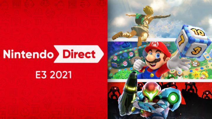 E3 2021 | Destaques da Nintendo Direct