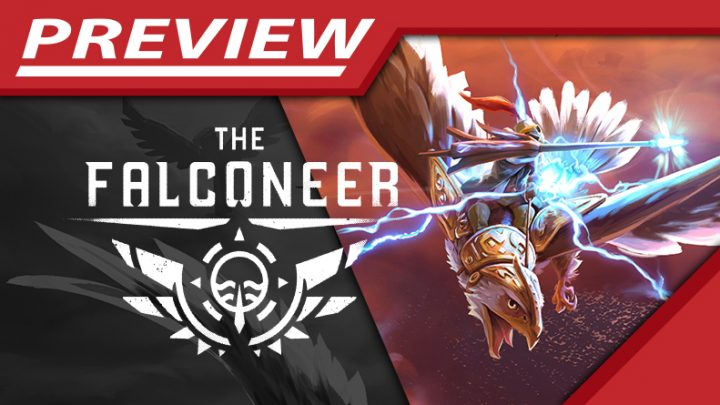 Preview | The Falconeer: Warrior Edition