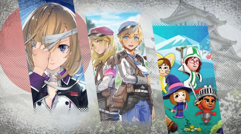 Famitsu: Top 30 jogos mais vendidos no Japão entre os dias 31 de maio e 06 de junho, 2021