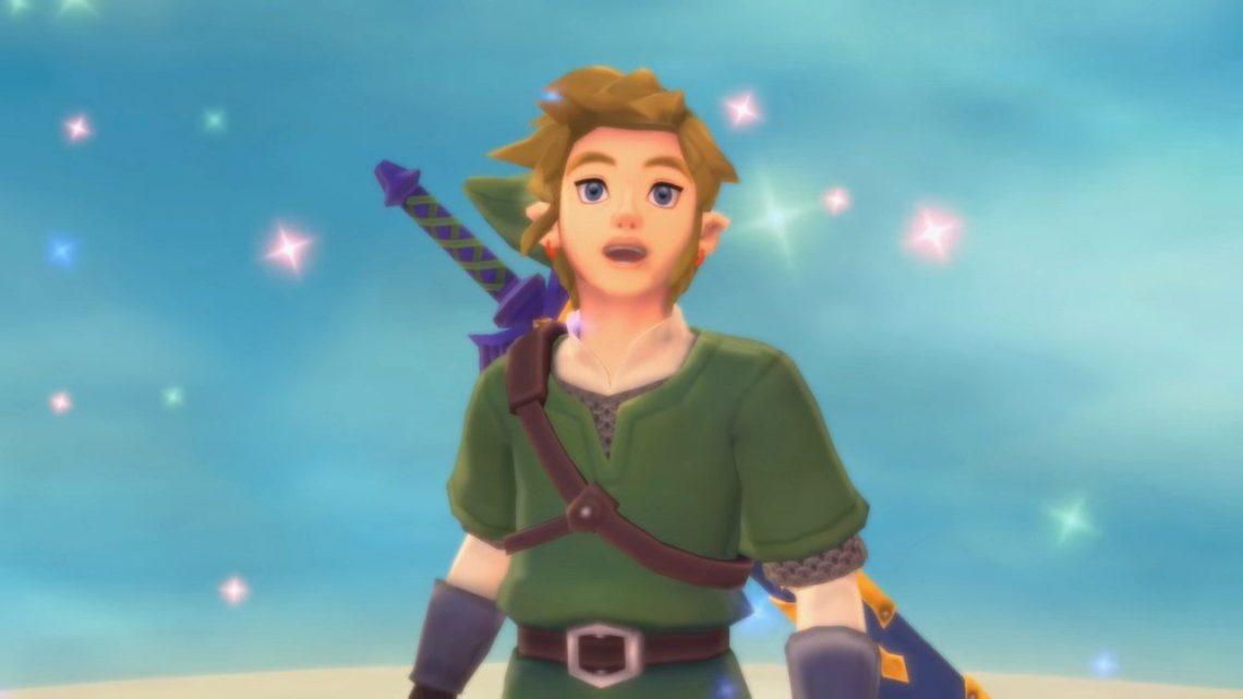 The Legend of Zelda: Skyward Sword HD já é o terceiro jogo mais vendido da Amazon em 2021