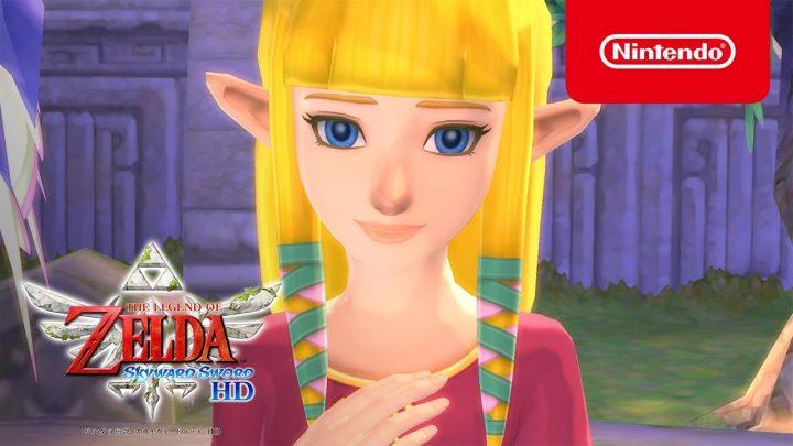 """The Legend of Zelda: Skyward Sword HD   Novo trailer """"Quality of Life"""" apresenta ajustes que tornam a experiência do jogo mais suave"""