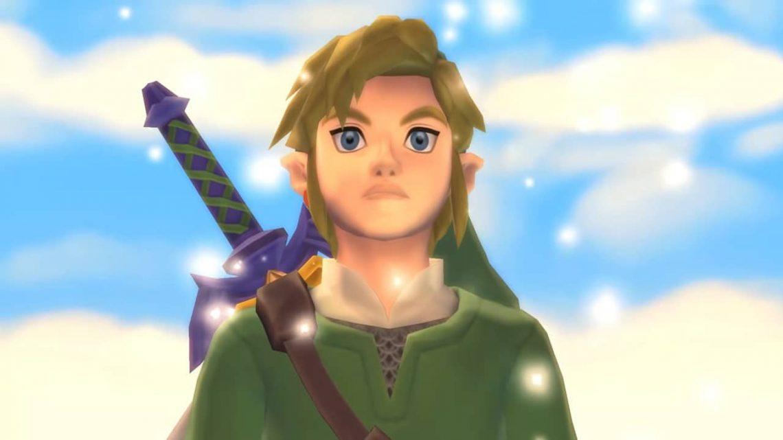 "The Legend of Zelda: Skyward Sword HD   Novo trailer ""A Hero Rises"""