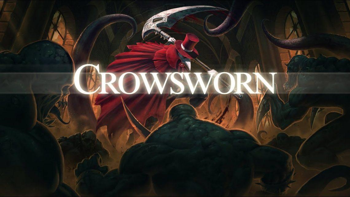 """Metroidvania desenhado à mão Crowsworn está chegando em uma """"plataforma Nintendo"""" após uma campanha bem-sucedida no Kickstarter"""