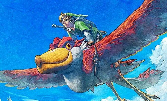 Tantalus, estúdio australiano por trás de The Legend of Zelda: Twilight Princess HD, trabalhou em The Legend of Zelda: Skyward Sword HD