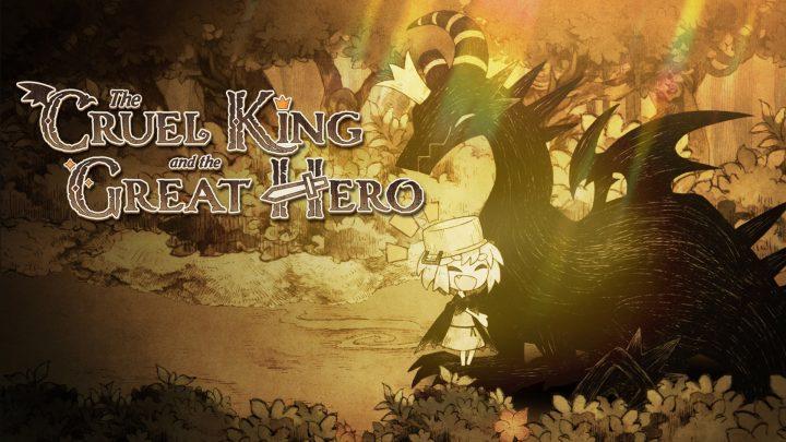 "The Wicked King and the Noble Hero chega ao ocidente no ""início de 2022"" como The Cruel King and the Great Hero"