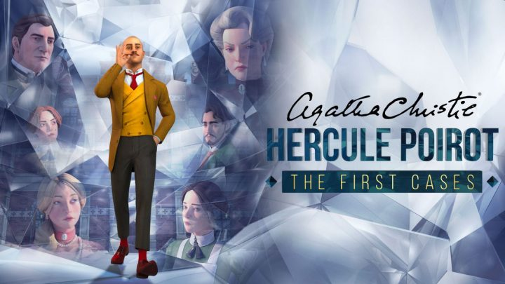 Microïds anuncia o jogo de aventura de detetive Agatha Christie — Hercule Poirot: The First Cases para o Nintendo Switch