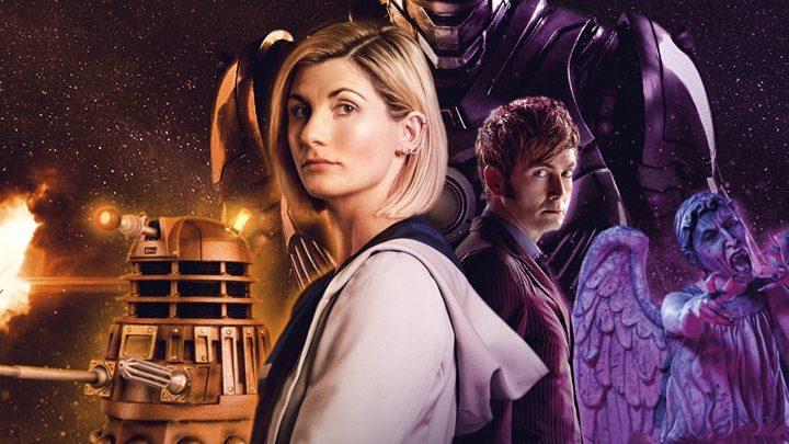 Junte-se a Jodie Whittaker e David Tennant em uma missão para salvar a realidade quando Doctor Who: The Edge of Reality chegar ao Nintendo Switch em 30 de setembro