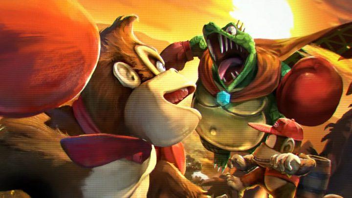 Parece que há uma nova animação de Donkey Kong atualmente em desenvolvimento, segundo o famoso leaker Zippo