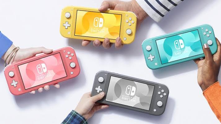 Nintendo Switch Lite chega oficialmente no Brasil em setembro de 2021 por R$ 1.899