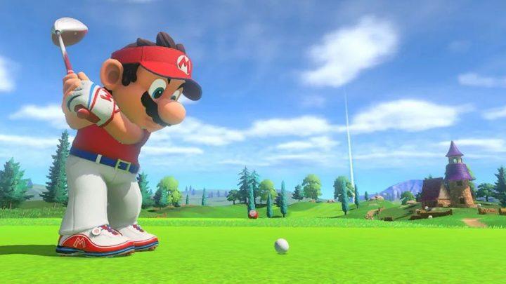 Vendas em dólares de Mario Golf: Super Rush na sua estreia nos EUA foram as mais altas para um título da série