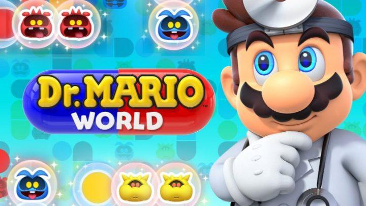 Dr. Mario World encerrará suas atividades em 1° de novembro
