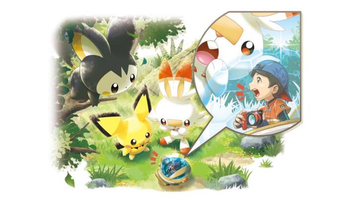 New Pokémon Snap | Atualização gratuita chega em 3 de agosto, inclui três áreas e vinte Pokémon adicionais