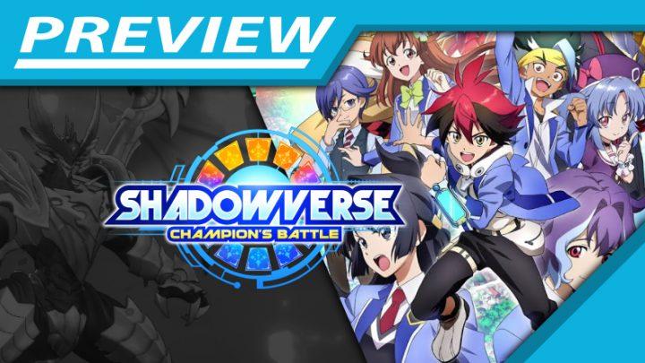 Preview | Shadowverse: Champion's Battle
