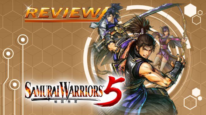 Review | SAMURAI WARRIORS 5