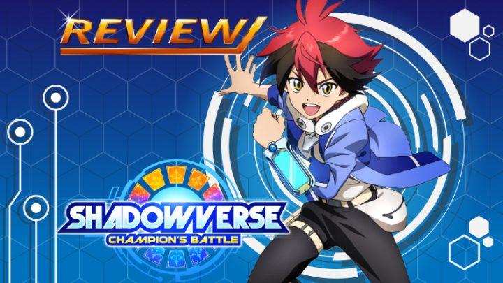 Review   Shadowverse: Champion's Battle