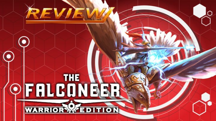 Review   The Falconeer: Warrior Edition