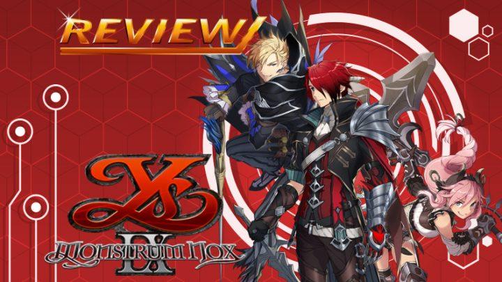 Review   Ys IX: Monstrum Nox