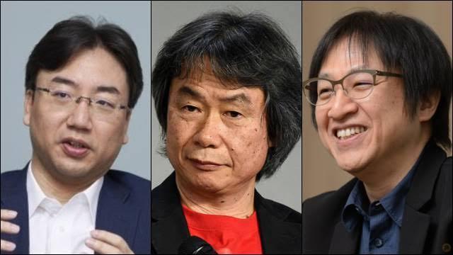 Assembleia Geral Anual de Acionistas da Nintendo — Shuntaro Furukawa, Shinya Takahashi, Shigeru Miyamoto e outros diretores discutem seus jogos favoritos