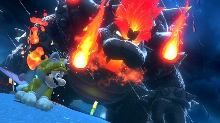 GFK: Super Mario 3D World + Bowser's Fury é o jogo físico mais vendido na Europa no primeiro semestre de 2021