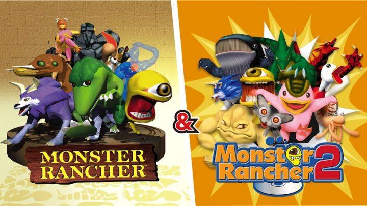 Koei Tecmo anuncia Monster Rancher 1 & 2 DX para o Nintendo Switch
