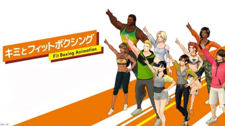 Hit de vendas no Nintendo Switch, Fitness Boxing está ganhando uma adaptação em anime em 1° de Outubro no Japão