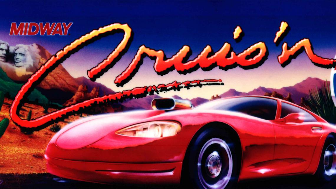 Eugene Jarvis, o criador de Cruis'n, fala da possibilidade de Cruis'n USA, Cruis'n World e Cruis'n Exotica ganharem ports em full HD para o Nintendo Switch