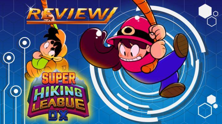 Review   Super Hiking League DX