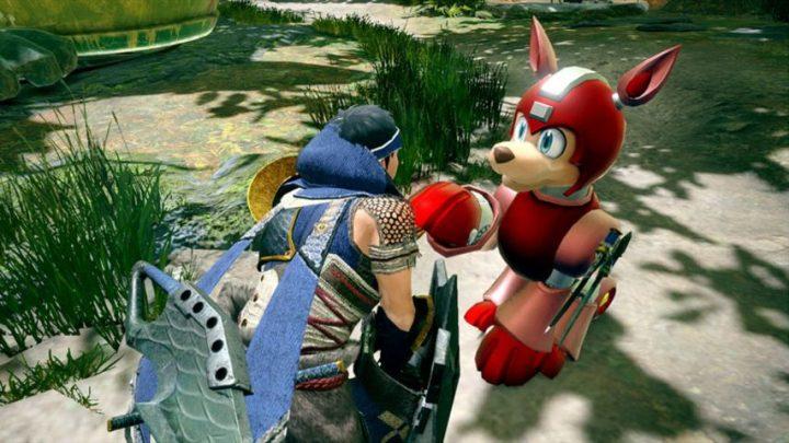 Monster Hunter Rise | Transforme seu Palamute no cãozinho robótico Rush em nova colaboração com Mega Man