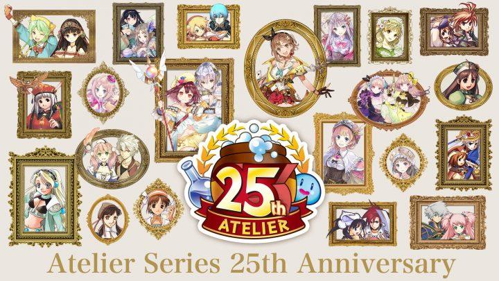 """Koei Tecmo está planejando """"vários projetos"""" relacionados à Atelier como parte do 25° aniversário da série, incluindo um novo título a ser revelado """"em breve"""""""
