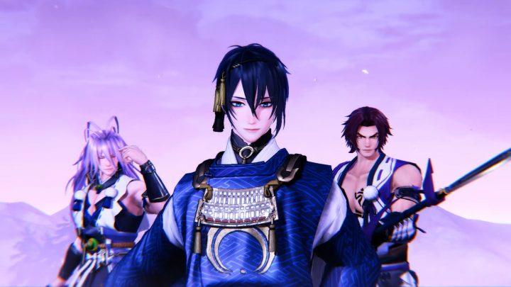 Touken Ranbu Warriors chega com exclusividade no Nintendo Switch em 2022 no Ocidente, combinando simulação com combate 1 contra 1.000 de tirar o fôlego