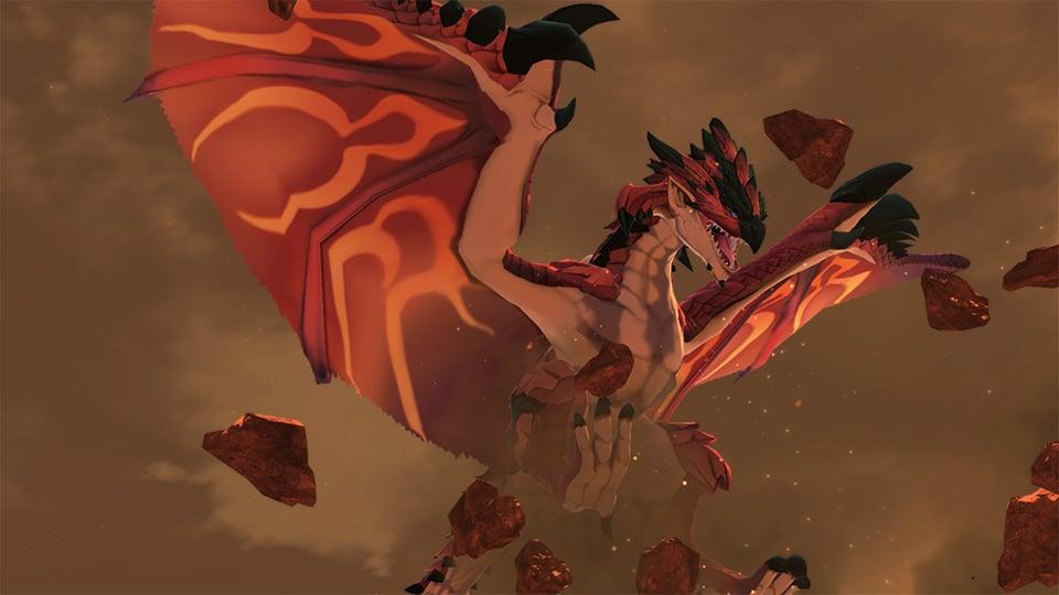 Monster Hunter Stories 2: Wings of Ruin | Atualização (ver. 1.4.0) chega em 30 de setembro, trazendo os Monsties Molten Tigrex e Dreadking Rathalos, novas missões cooperativas, e mais