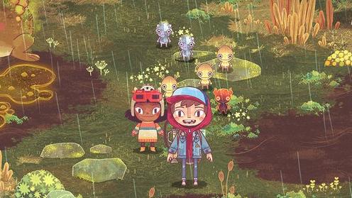 The Wild at Heart, charmoso adventure com jogabilidade similar a de Pikmin, chega ao Nintendo Switch em 16 de novembro