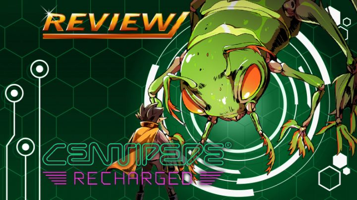 Review   Centipede: Recharged