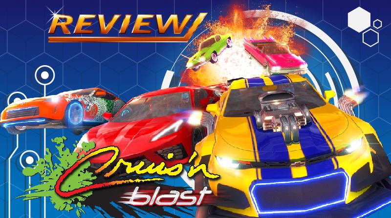 Review   Cruis'n Blast