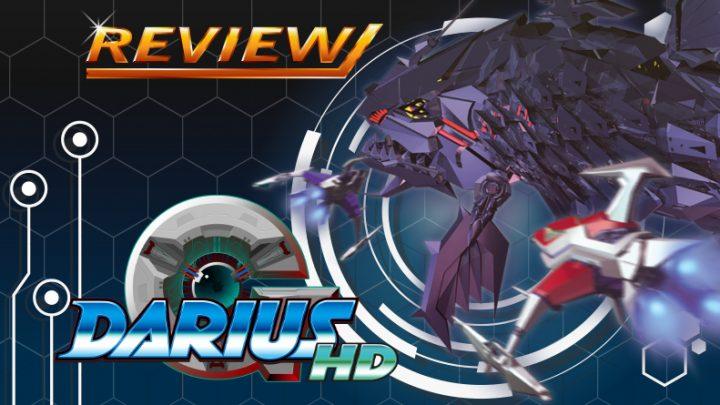 Review   G-DARIUS HD