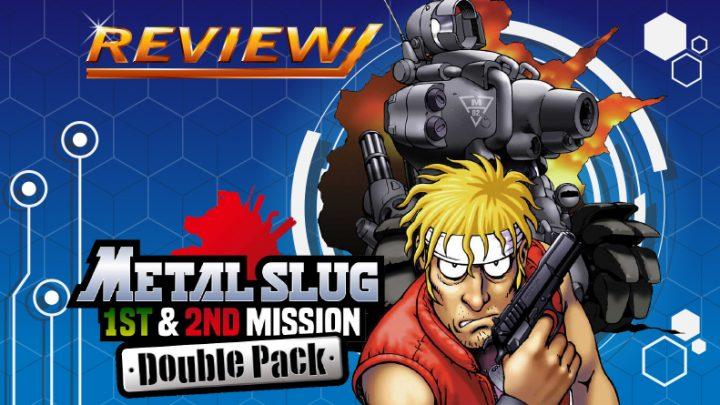 Review | METAL SLUG 1ST & 2ND MISSION Double Pack