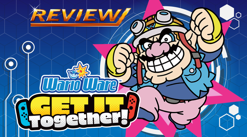Review | WarioWare: Get it Together!