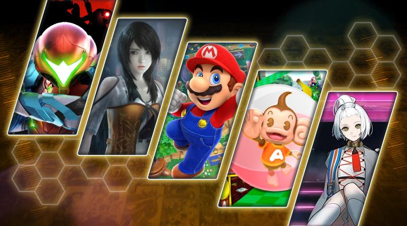 Lançamentos em mídia física para o Nintendo Switch | Outubro, 2021