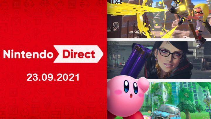 Destaques da Nintendo Direct | Setembro, 2021