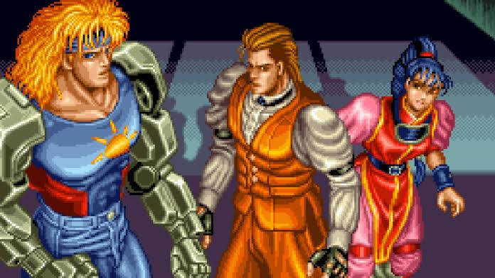 Beat 'em up de 1993 Night Slashers está ganhando um remake pelas mãos da Forever Entertainment