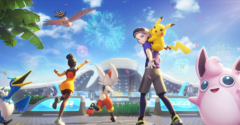 MOBA Free-to-play Pokémon UNITE ultrapassa 9 milhões de downloads no Nintendo Switch