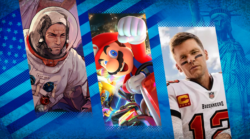 NPD 2021 | Top 20 jogos mais vendidos nos Estados Unidos em agosto