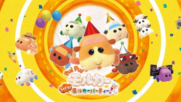 Bandai Namco anuncia o Party Game PUI PUI Molcar: Let's! Molcar Party! para o Nintendo Switch