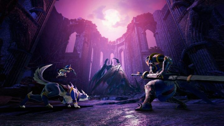 Não há planos para implementar o Cross-Play ou Cross-Save entre as versões Nintendo Switch e PC de Monster Hunter Rise / Monster Hunter Rise: Sunbreak